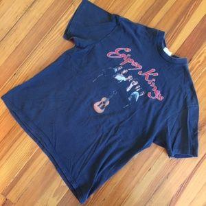 Vintage 1989 Gipsy Kings Band T-Shirt Tee Shirt